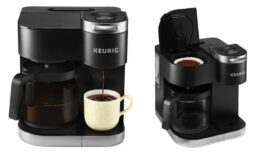 Keurig - K-Duo Single-Serve & Carafe Coffee Maker $99.99 Shipped (Reg. $169.99)
