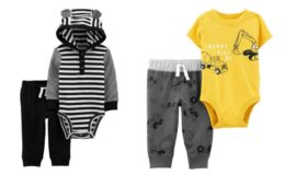 Carter's 2-pc Bodysuit Sets only $9.09 (Reg.$22) at JCPenney!