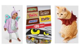Last Day! 30% Off Halloween Costumes & Candy at Target