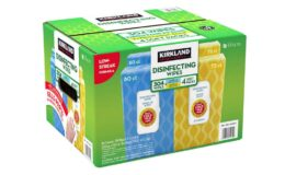 Back in Stock! Costco Members: Kirkland Signature Disinfecting Wipes, Variety Pack, 304-count $17.99 Shipped