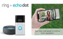 Ring Video Doorbell + Free Echo Dot just $62.99 at Target!