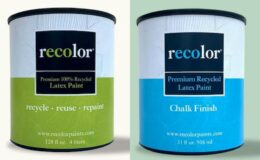 Online Today Only! 25% Off Select RECOLOR Paints: 1 Quart from $9, 1-Gallon from $21 & More at Lowe's + Free Shipping!