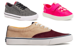 Sperry Sneaker Sale - Sneakers for Men, Women & Kids only $31 (Reg. up to $74.95) + Free Shipping!