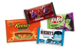 Hershey's Halloween Single Serve Candy Bars Just $0.50 at Walgreens!