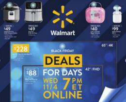 Walmart Black Friday Ad 2020 - Deals Start 11/4