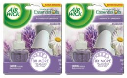 Air Wick Scented Oil Starter Kits  as Low as $0.49 at ShopRite!