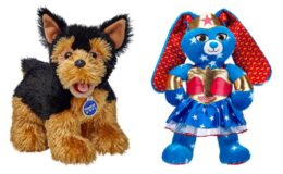 Up to 60% off at Build-A-Bear's Bearly Any Left Sale - Disney, Trolls, Star Wars & More!