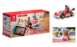Mario Kart Live: Home Circuit - Mario Set only $89.99 (reg. $99.99) at Target!