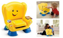 Fisher-Price Laugh & Learn Smart Stages Chair $24.99 (Reg $34.88) at Walmart