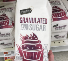 Signature Select Sugar, 4lbs Just $0.99 at Acme! {J4U Digital Savings}