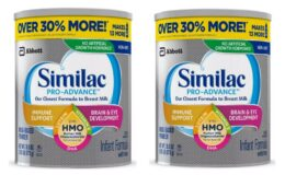 Similac Pro-Advanced Formula as low as $31.99 each at Target {30.8 oz}