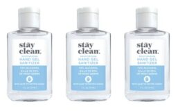 Stay Clean Hand Sanitizer - $1.00 each at Rite Aid {No Coupons Needed}