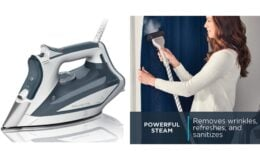 Up to 65% off Rowenta Irons and Steamers