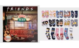 Today Online Only - 15 Days of Socks Advent Calendars at Target! Disney, Star Wars, Harry Potter, & More just $10.50!