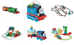 Today Only! 30% Off Thomas The Tank Engine Toys at Target