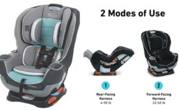 40% Off Graco Extend2Fit Convertible Car Seat
