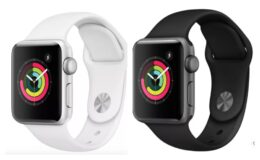 Today Only! $80 Off Apple Watch Series 3 GPS Smartwatches at Target Starting at $119.99!