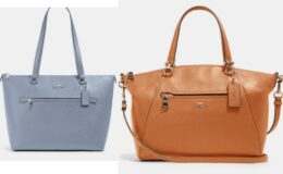 Coach Outlet Black Friday Sale Up to 74% Off + Free Shipping! 99 Bags Under $99!