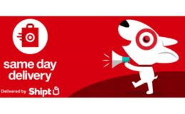 Today Only Online Deal! Purchase a 12-Month Shipt Membership + Get a $50 Target eGift Card
