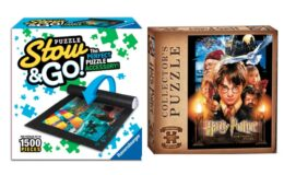 Today Only! Up to 30% Off Puzzles and Puzzle Accessories at Target