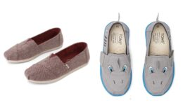Shop the BF Sale at TOMS! Extra 35% off Everything Shoes for the Family as low as $18 + Free Shipping
