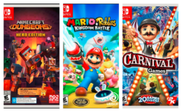Early Black Friday - Up to 57% off Switch Games at Gamestop! New Games as low as $8.99!