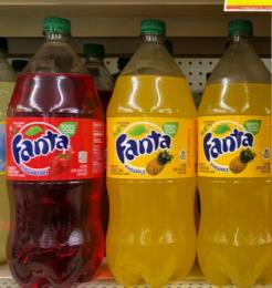 Fanta, Barq's, or Mello Yello 2 Liters Just $0.85 at Dollar General! {No Coupon Needed}