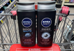 Nivea Men's Body Wash Only $0.24 at CVS! {Ibotta Rebate}