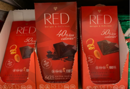 ShopRite Shoppers! FREE Red Delight Chocolate Bars!