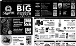 ShopRite Preview Ad for the week of 12/6/20