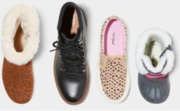 Last Day! Up to 70% Off + Extra 50% Off Shoes at Target | Shoes Starting at $3.75!