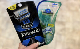 Schick & Skintimate Disposable Razors as Low as $0.32 at CVS!