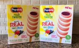 FREE Popsicle Fruit Twister at Walmart {Rebate}