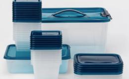50% Off Storage Sets   50pc Food Storage Container Set Room Essentials just $5 + More!