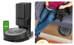 iRobot Roomba i3+ Wi-Fi Connected Robot Vacuum with Automatic Dirt Disposal $499.99 (reg. $599.99) + $50 Target Gift Card!