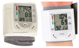 LCD Display Blood Pressure Monitor Wrist Pulse Meter only $13.88 Shipped at Walmart! (reg.$27.76)