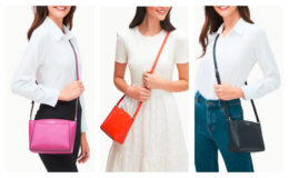 Kate Spade Monica Crossbody only $59 (Reg. $279) + Free Shipping Today Only!