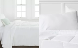 Full-King All Season Down Alternative Machine Washable Comforter - Room Essentials just $14.99 (Reg. $29.99)