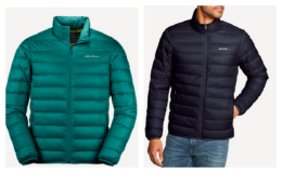 Eddie Bauer CirrusLite Down Jacket Just $39.99 (Reg. $99) + Free Shipping