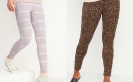 Old Navy Girl's and Women's Leggings just $5-$6 (Reg. $16.99)
