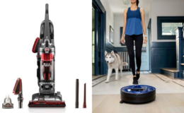 Up to 50% Off Select Dyson, Hoover, bObsweep Vacuums & More + Free Shipping at Home Depot!