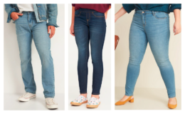 Old Navy Today Only! $10 & $12 Jeans for the Family!