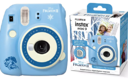 Fujifilm Instax Mini 9 Frozen 2 Instant Camera $39.99 (Reg. $99.99)