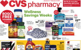 Insider Preview of the Best Deals at CVS starting 1/31