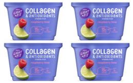 FREE Light + Fit Collagen & Antioxidants Yogurt Cups at Acme