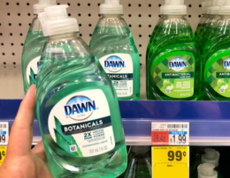 Dawn Dish Liquid Only $0.99 at CVS! {No Coupons Needed!}