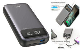 Extra 50% off Fast Charging Power Bank 20000mAh {Amazon}