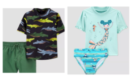 BOGO 50% Off Kids' Swimsuits at Target!
