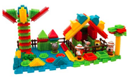 PicassoTiles up to 75% off at Zulily! 100-Piece Safari Theme Set $28.99 (reg. $119.99)