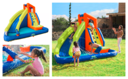 My First Waterslide Splash and Slide $199.98 at Sam's Club!